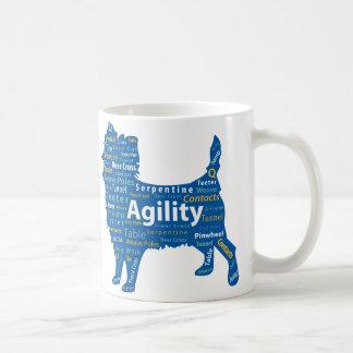 Agility Coffee Mug, Travel Mug or Stein