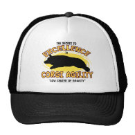 Agility Corgi Secret Hat