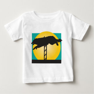 Agility Dog Infant T-shirt