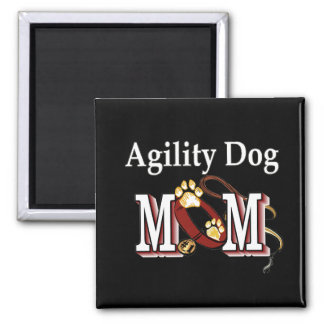 Agility Dog Owners Gifts Magnet