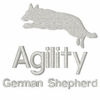 Agility German Shepherd Women's Polo