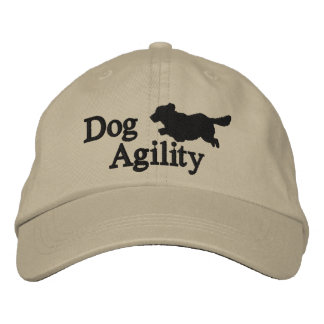 Agility Golden Retriever Cap