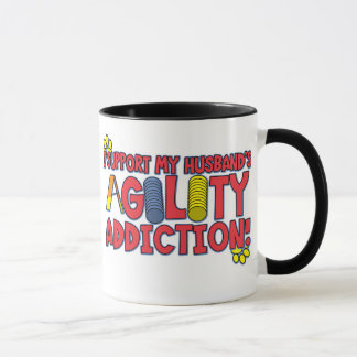 Agility Husband Mug