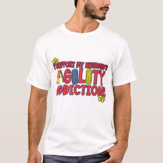 Agility Husband Women's T-Shirt
