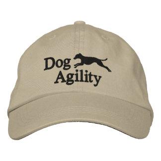 Agility Italian Greyhound Embroidered Hat