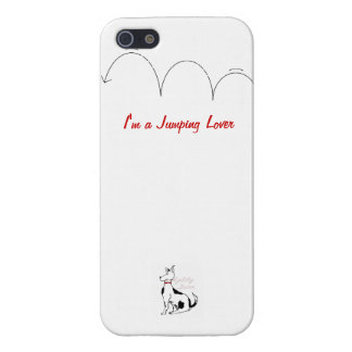 Agility Lover Cov. Case For iPhone SE/5/5s