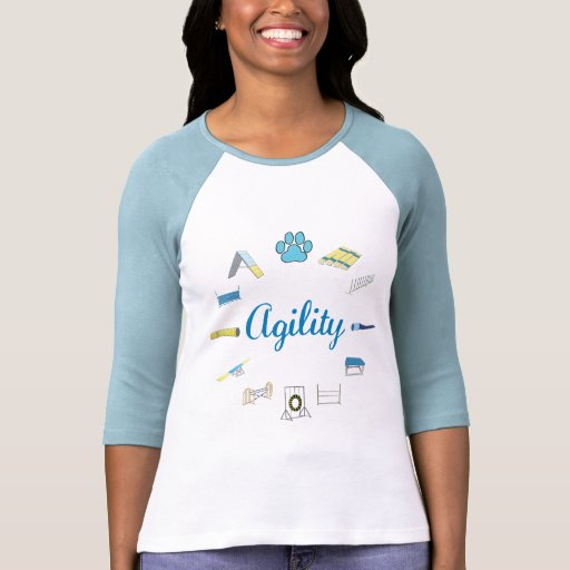 Agility Obstacles Tees