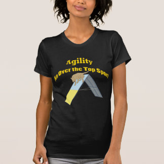 Agility Over The Top Tee Shirt