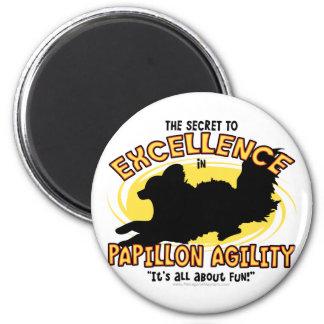 Agility Papillon Secret Magnet