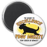 Agility PBGV Secret Magnet