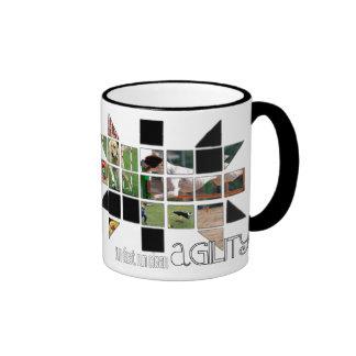 Agility Quilt Style Mug