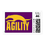 Agility Stylized Design Stamps