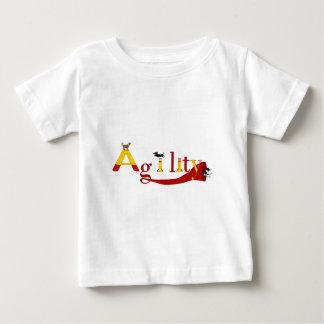 Agility three dogs shirt