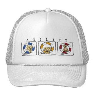 Agility Tire - GBU - agility hat