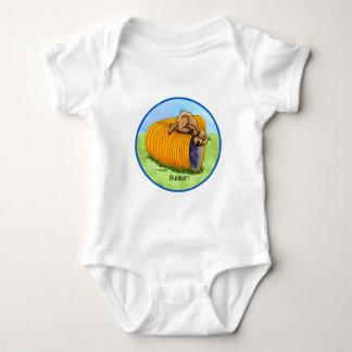 Agility Tunnel baby Baby Bodysuit