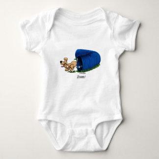 Agility Tunnel Baby Bodysuit