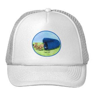 Agility Tunnel - Clean Run Trucker Hat