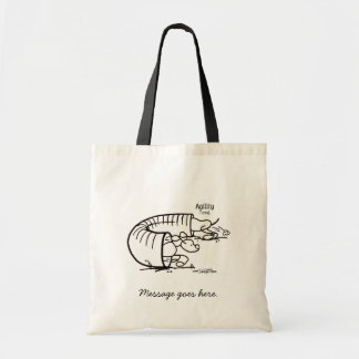 Agility Tunnel - Stick Dog Budget Tote Bag