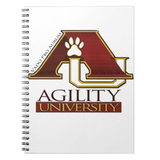 Agility University Notebook