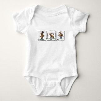 Agility Weave poles GBU Baby Baby Bodysuit