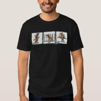Agility Weave poles GBU T-shirt