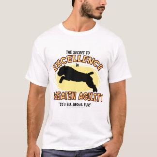 Agility Wheaten Terrier Secret T-Shirt