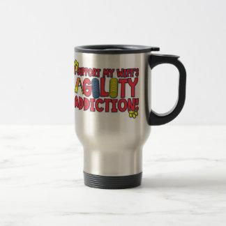Agility Wife Travel Mug