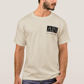 AgilityNerd Black Logo T-Shirt