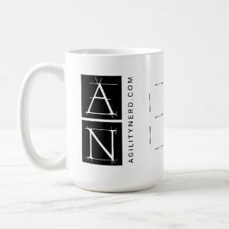 """AgilityNerd """"Double Box"""" Mug"""