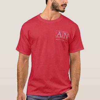 AgilityNerd White Logo T-Shirt