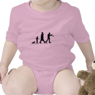 Aging_7 humano camisetas