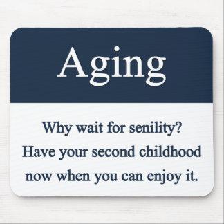 Aging Mousepad