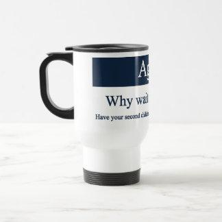 Aging Mug
