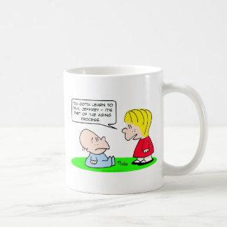 aging process learn talk baby coffee mug