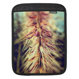 Aging Purple Plume iPad Sleeve