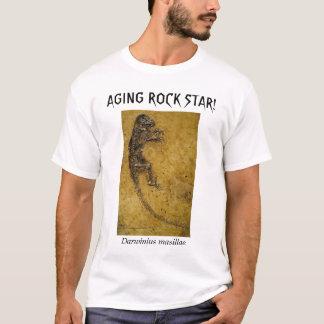 AGING ROCK STAR! T-Shirt