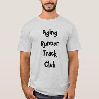Aging RunnerTrack Club T-Shirt