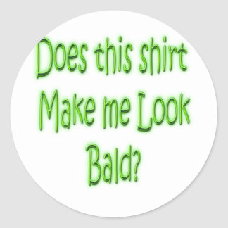 Aging with grace Designs Classic Round Sticker