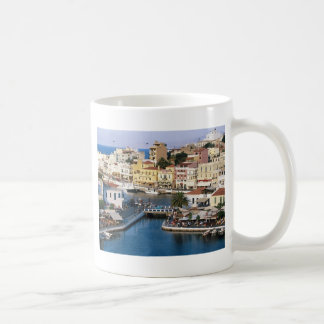 Agios Nikolaos Crete, Greece Coffee Mug