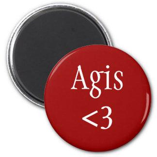 Agis love magnet