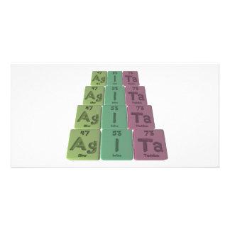 Agita-Ag-I-Ta-Silver-Iodine-Tantalum Photo Card Template
