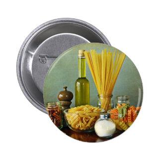 aglio, peperoncino de la ensaladilla e (ajo, aceit pin redondo de 2 pulgadas