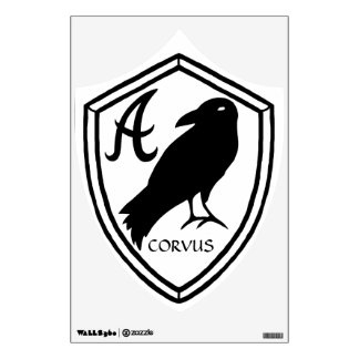 Aglionby Crest Wall Decal