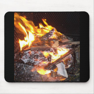 Aglow Mouse Pad