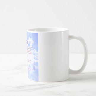 Agnes Acrostic Coffee Mug