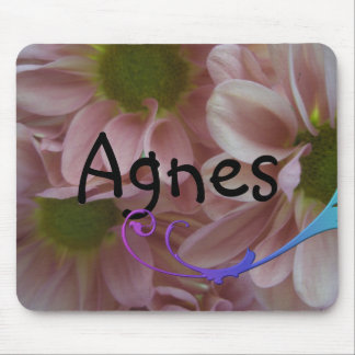Agnes Gift Mouse Pad