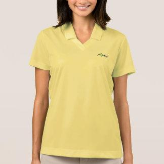 Agnes Nike Dri-FIT Pique Polo Shirt