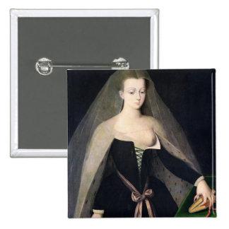 Agnes Sorel Pinback Buttons