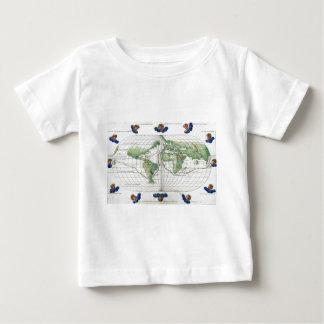 Agnese World Chart Infant T-shirt