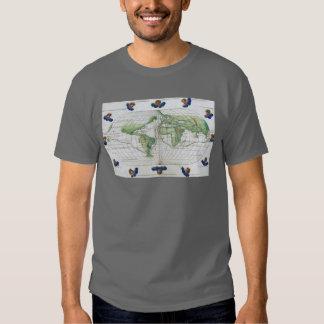 Agnese World Chart Shirt